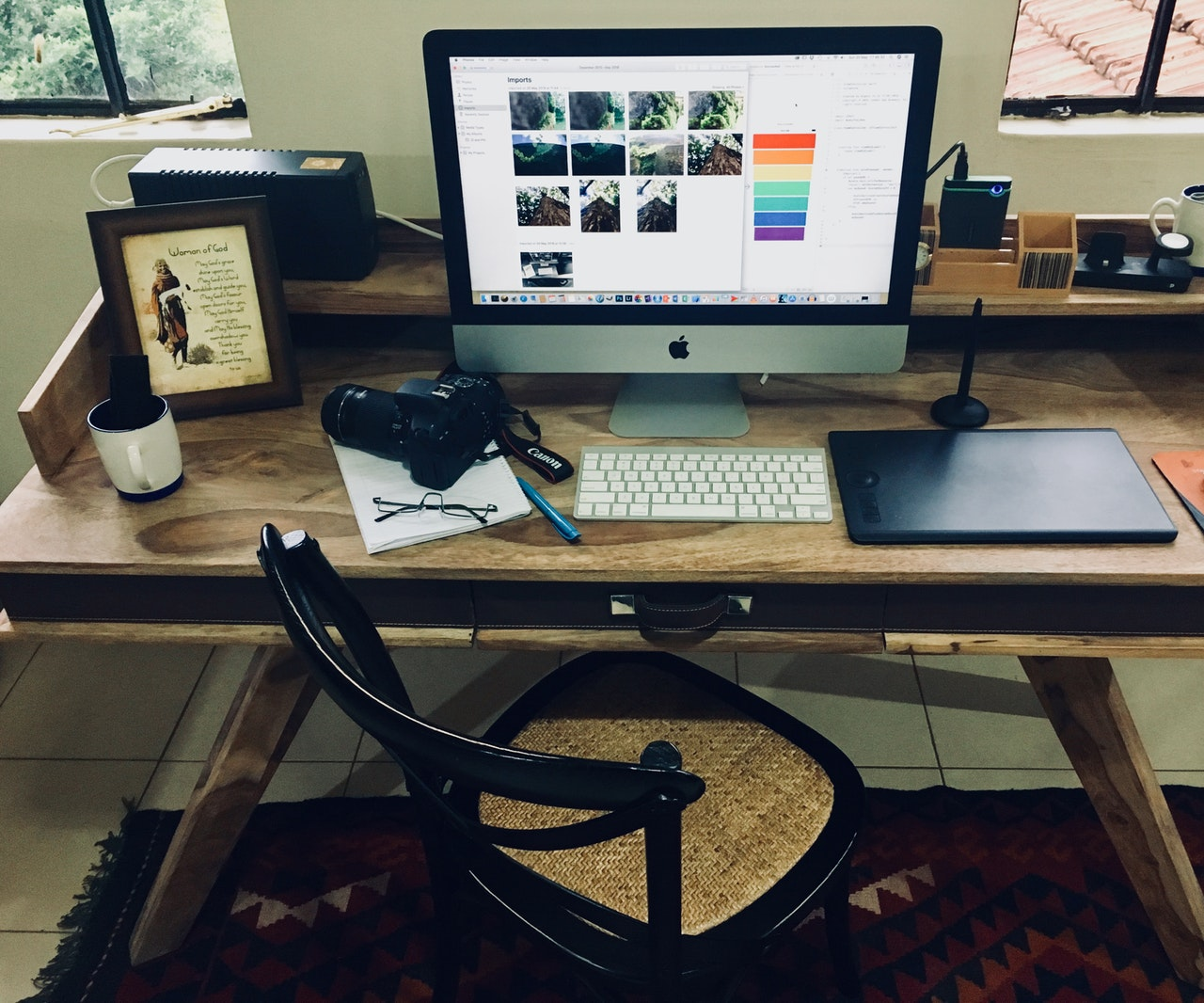Working from Home – Office Ergonomics to help mind & body